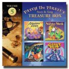 Patch the Pirate's Treasure Box - Vol. 5