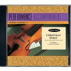 Christmas Spirit - P/A CD