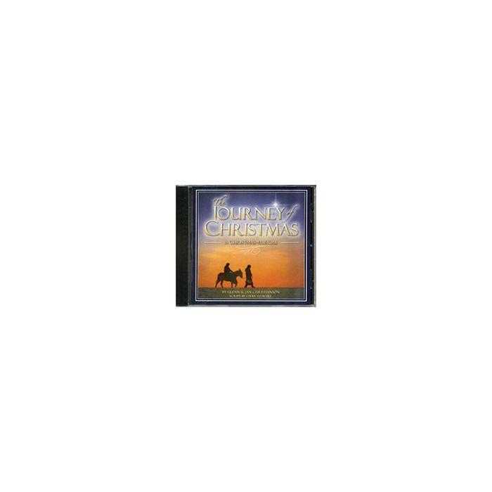 The Journey of Christmas - CD (music / Christmas drama) (Bible Truth Music)