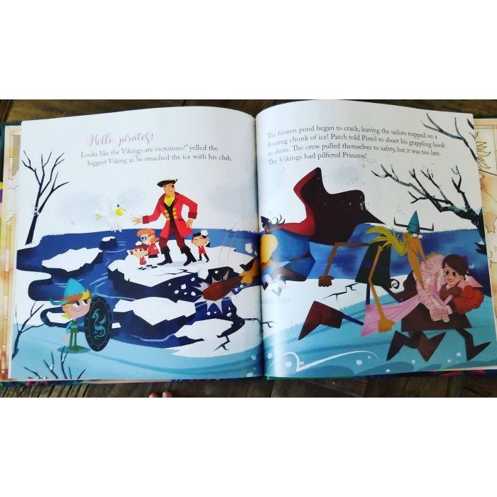 Operation Arctic Storybook