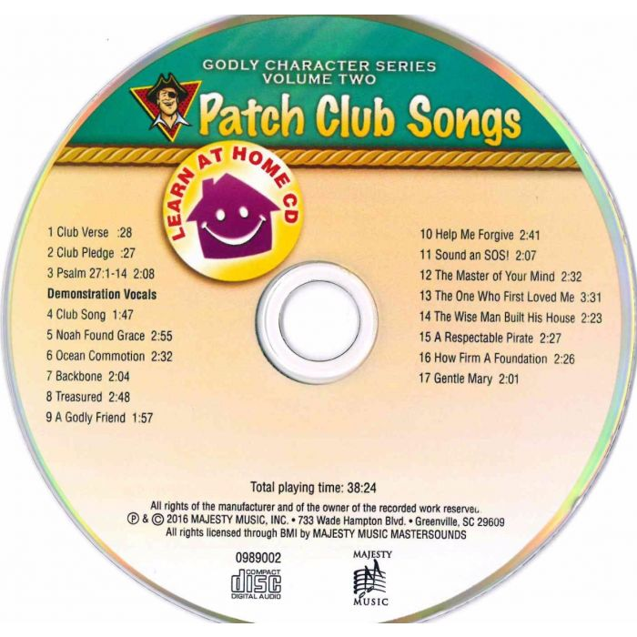 PPC Learn at Home CD Vol  2