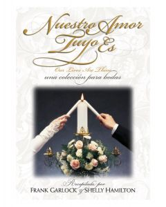 Our Lives Are Thine - Spanish Solo Book - Printable Download