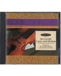 All Glory, Laud, and Honor - Printable - Orchestration CD-ROM