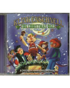 Klinkenschnell, The Christmas Bell - CD  (10 Pack)