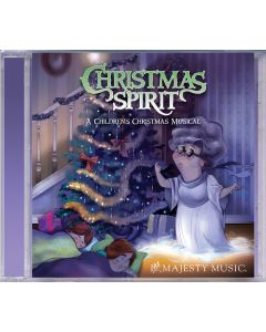 Christmas Spirit - CD