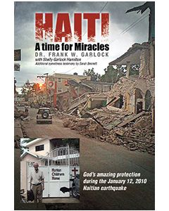 Haiti - A Time for Miracles - book