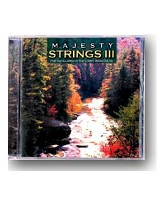 Majesty Strings III - CD