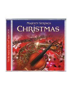 Majesty Strings Christmas - CD