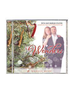 The Wonders of His Love - CD