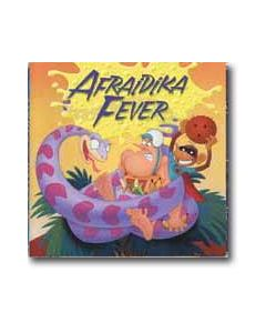 Afraidika Fever - CD