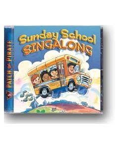 Sunday School Singalong - CD