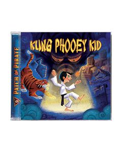 Kung Phooey Kid - CD