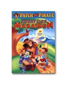Mount Zion Marathon - choral book
