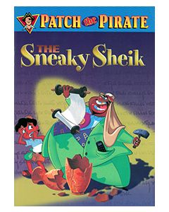 The Sneaky Sheik - choral book