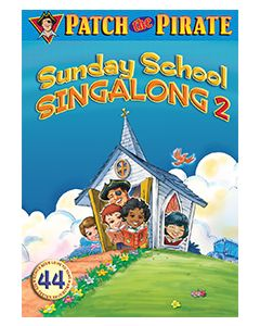 Sunday School Singalong 2 - choral book