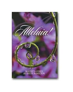 Alleluia! - Choral Book - (Quantity orders must include church name and address.)