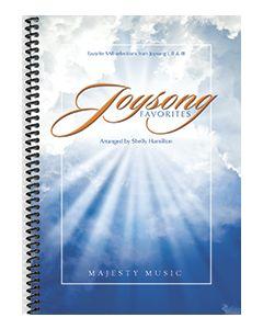 Joysong Favorites - Spiral bound edition