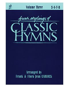 Classic Hymns III - choral book - (Quantity orders must include church name and address.)