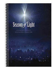 Season of Light - Spiral-bound choral book
