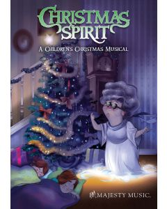 Christmas Spirit - Choral Book (with Christmas script)