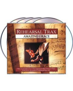Amazing Grace - Rehearsal Trax (CD set)