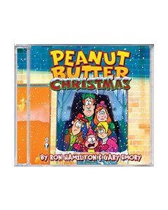 Peanut Butter Christmas - Sound Trax CD