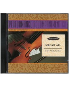 Lord of All/I Saw the Lord - P/A CD