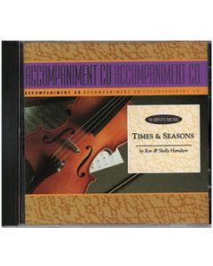 Times & Seasons - P/A CD
