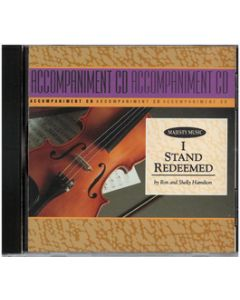 I Stand Redeemed - P/A CD (Choral Book)