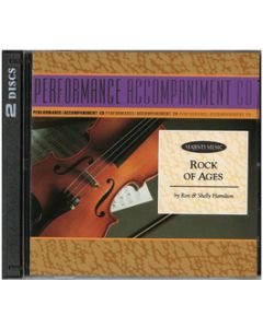 Rock of Ages - P/A CD