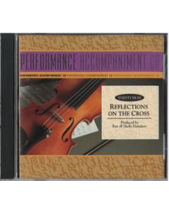 Reflections on the Cross - P/A CD