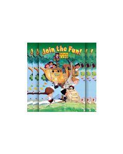 PeeWee Club Promotional Posters - 5 Pak