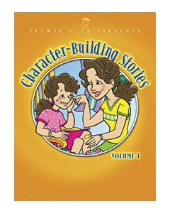 Character Building Story/Illustration Pak - Volume 1