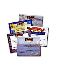 Award Certificates Variety Pak (Quantity 20)