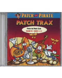 Patch Trax Accompaniment CD - Vol. 26 (songs for all three issues)