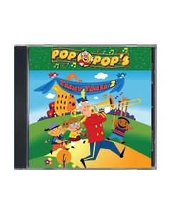 Pop Pop's Teeny Tunes 2 - CD