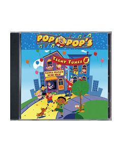 Pop Pop's Teeny Tunes 3 - CD