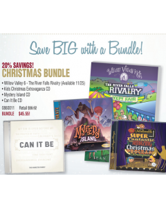 2020 Christmas Bundle - 20% Savings!
