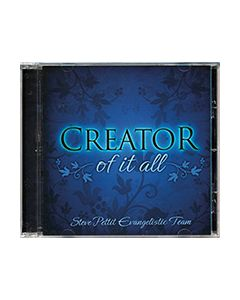 Creator Of It All - CD