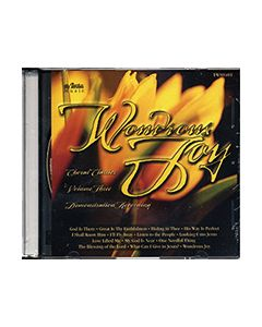 Wondrous Joy - Demonstration CD