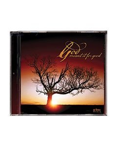 God Meant It for Good - CD
