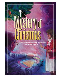 The Mystery of Christmas - Choral Book - (Quantity orders must include church name and address.)