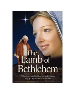 The Lamb of Bethlehem - Choral Book - (Quantity orders must include church name and address.)