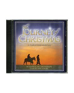 The Journey of Christmas - CD