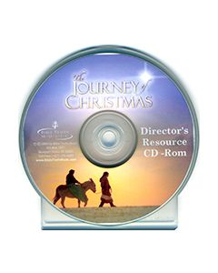 The Journey of Christmas - Director's Resource CD-ROM