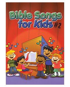 Bible Songs for Kids #2 - choral book