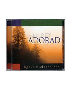 Al Rey Adorad - CD