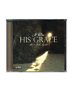 It Was His Grace - CD