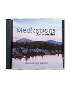Meditations For Orchestra - CD