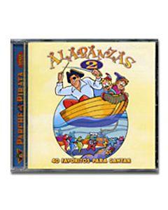 Parche el Pirata Alabanzas 2 - CD